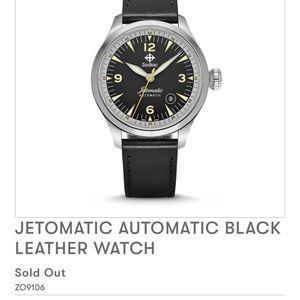 Authentic Zodiac Jetomatic watch